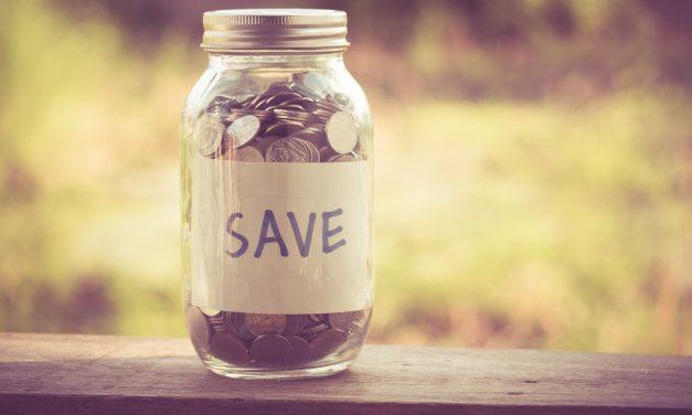 Savings Update